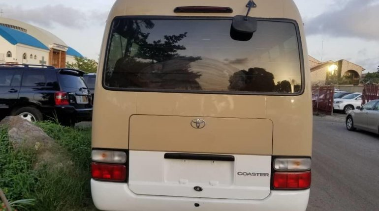 Neat Foreign used Nissan Civilian 2008-1