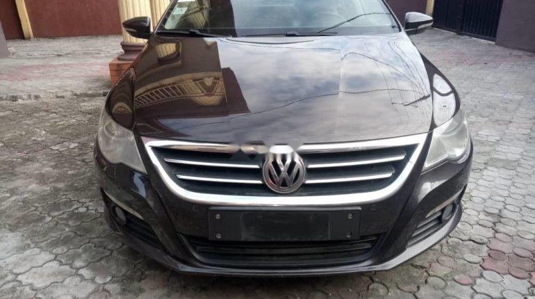 Super Clean Nigerian used Volkswagen CC -0