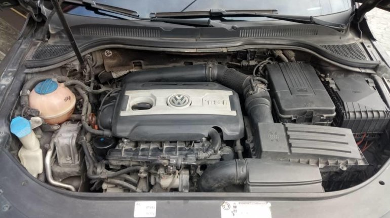Super Clean Nigerian used Volkswagen CC -6