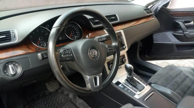 Super Clean Nigerian used Volkswagen CC -4