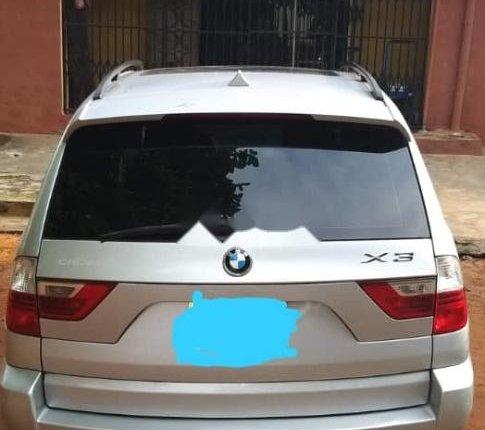 Nigerian Used BMW X3 2009 Model-5