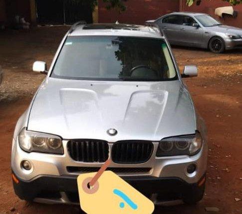 Nigerian Used BMW X3 2009 Model-0