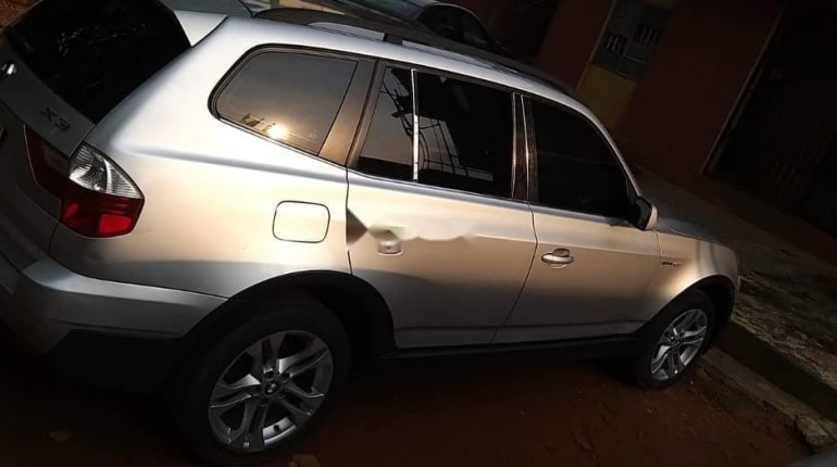 Nigerian Used BMW X3 2009 Model-4