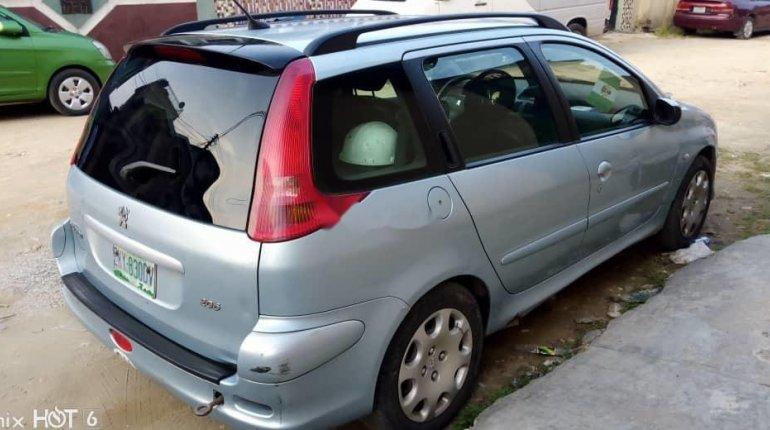 Nigerian Used Peugeot 206 2004 -2