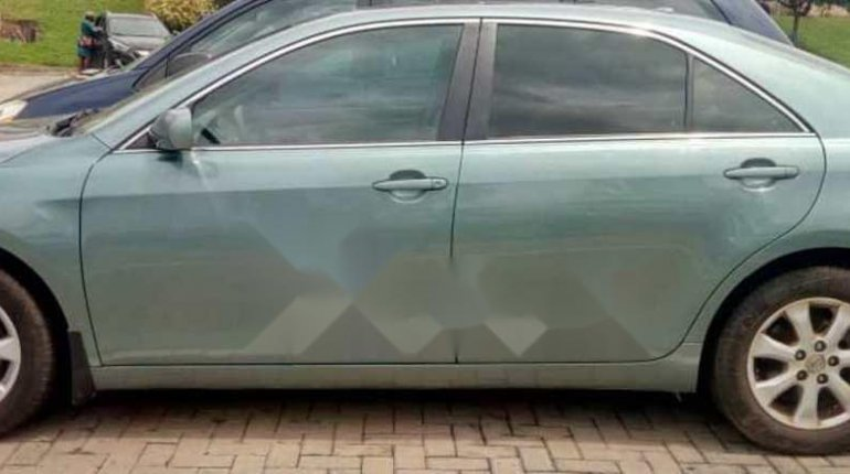 Tokunbo Toyota Camry 2010 Model Green Colour-3