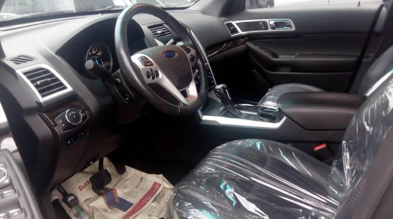 Foreign Used Ford Edge 2011 Model -1
