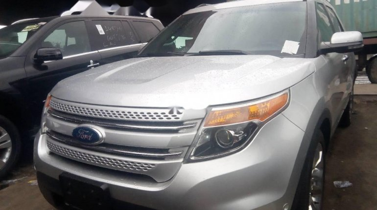 Foreign Used Ford Edge 2011 Model -0