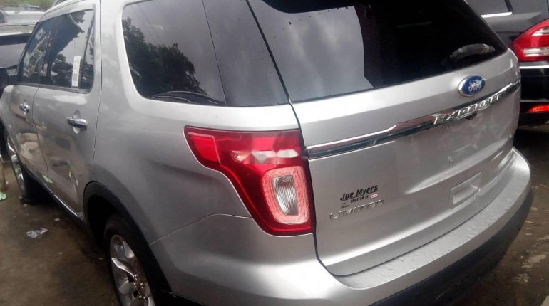 Foreign Used Ford Edge 2011 Model -4