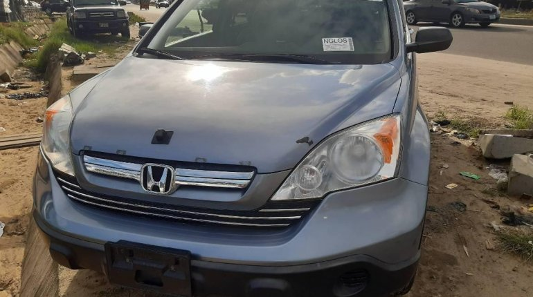 Foreign Used Honda CR-V 2008 Model-0