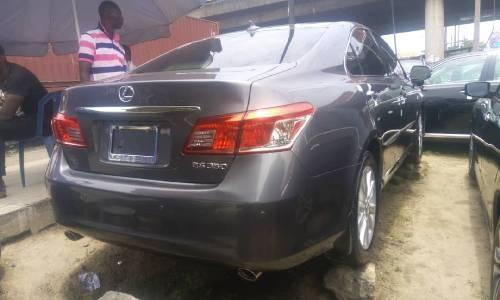 Foreign Used Lexus ES 2012 Model -7