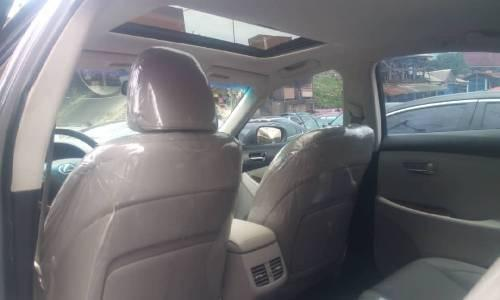 Foreign Used Lexus ES 2012 Model -5