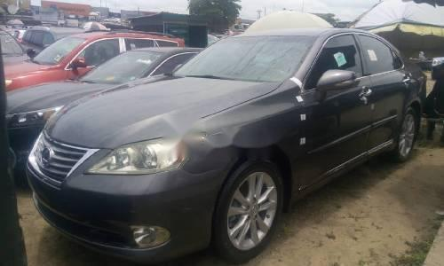 Foreign Used Lexus ES 2012 Model -1