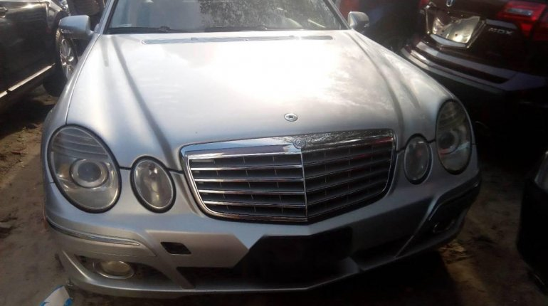 Foreign Used Mercedes-Benz E350 2007 Model -0