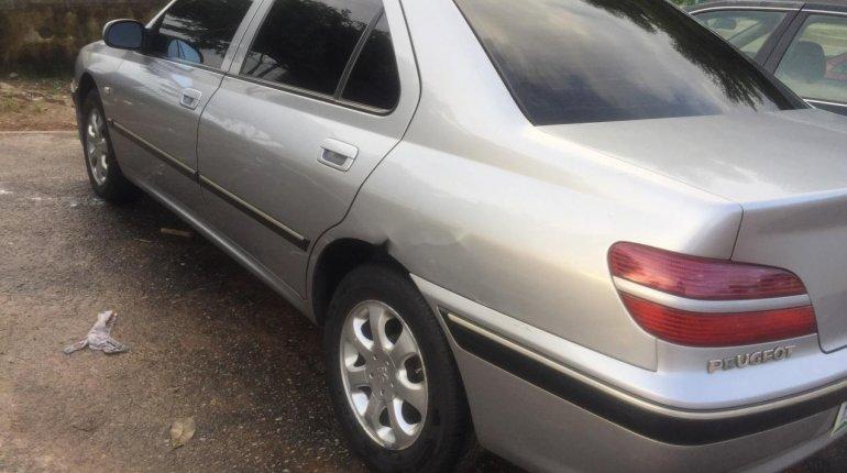Nigerian Used Peugeot 406 2003-1