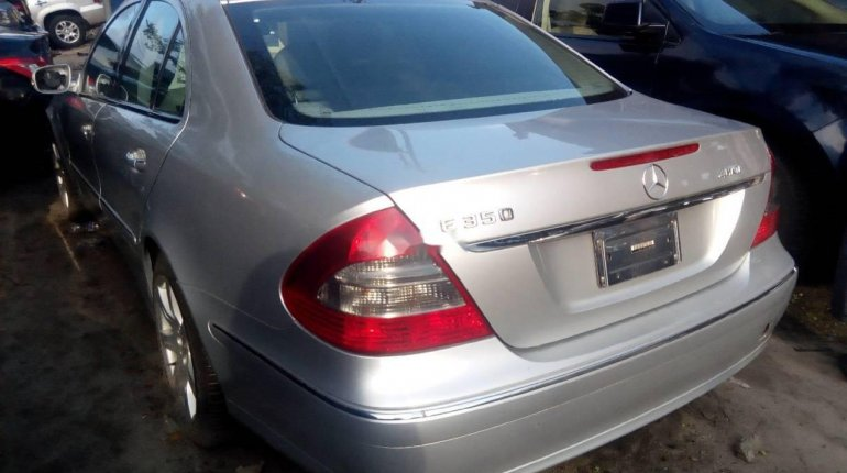 Foreign Used Mercedes-Benz E350 2007 Model -4