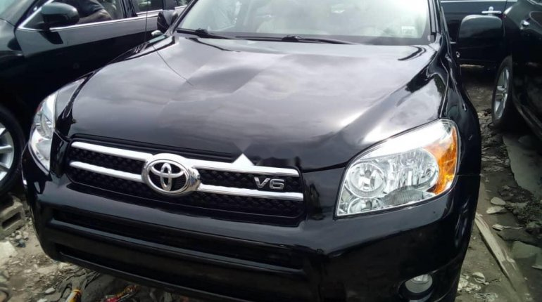 Neat Foreign used 2008 Toyota RAV4 -0