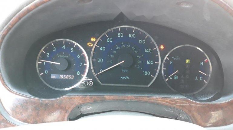 Nigerian Used Toyota Sienna 2005 Automatic -6