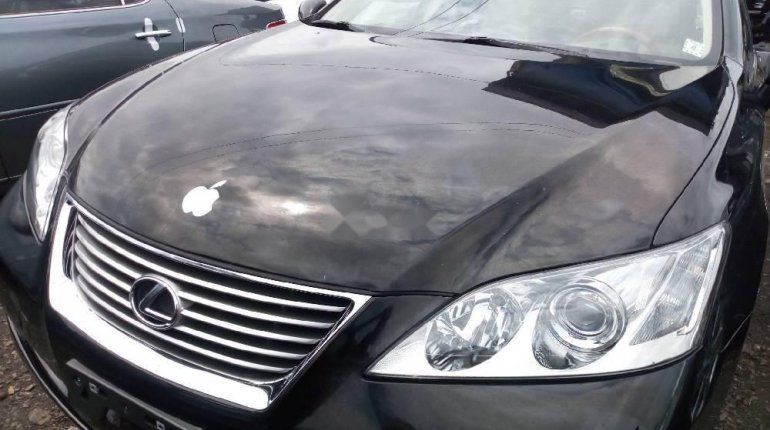 Foreign Used Lexus ES 2008 for sale-2