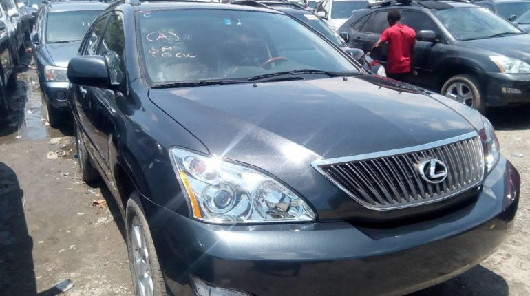 Foreign Used Lexus RX 2006 Model -0