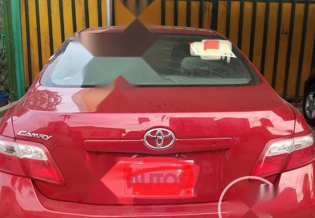 Very Clean Foreign used Toyota Camry 2009-7