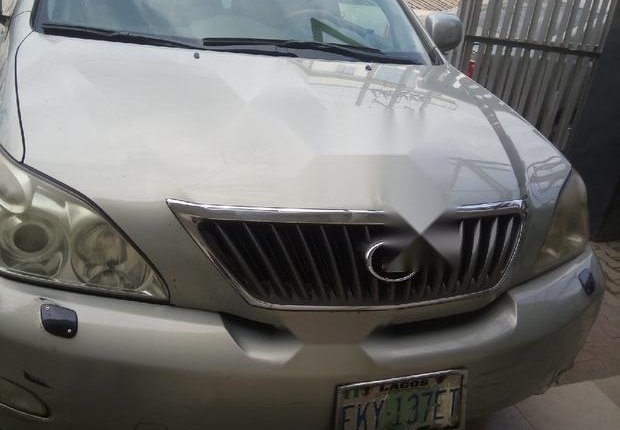 Very Clean Nigerian used Lexus RX 2009-18