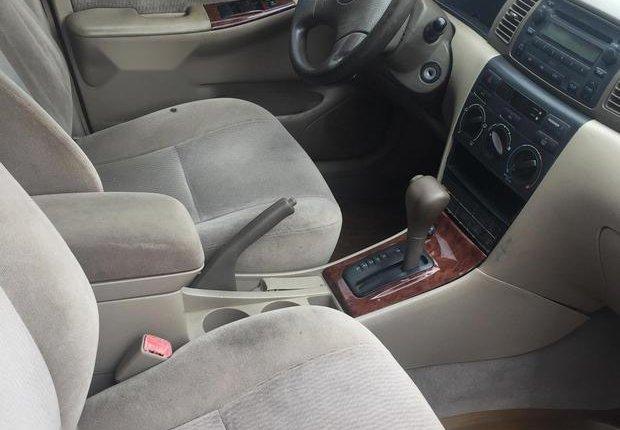 Toyota Corolla 2006 LE Gold-4