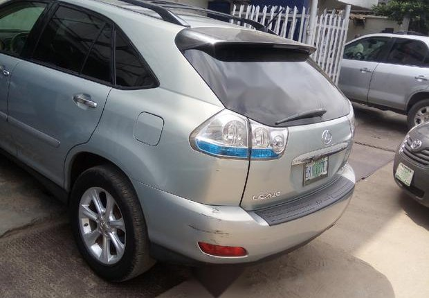 Very Clean Nigerian used Lexus RX 2009-2