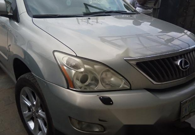 Very Clean Nigerian used Lexus RX 2009-13