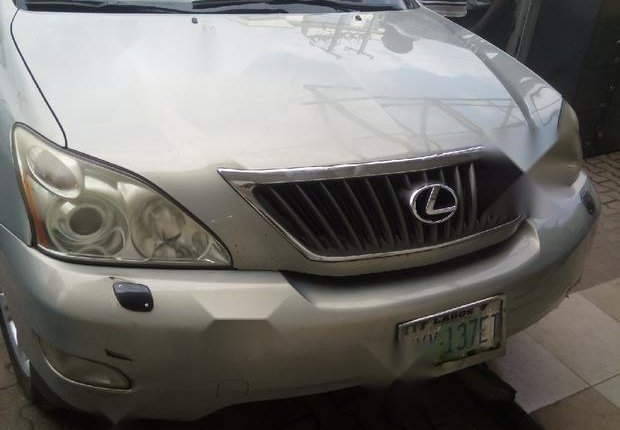 Very Clean Nigerian used Lexus RX 2009-8