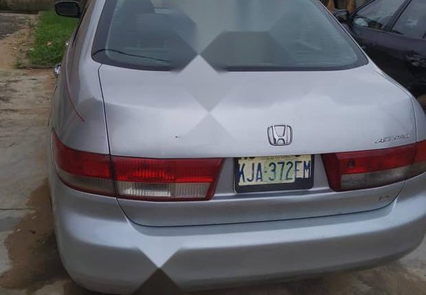 Very Clean Nigerian used Honda Accord Automatic 2003-2