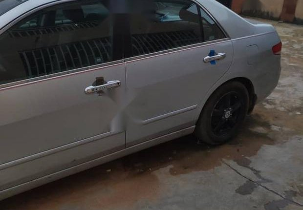 Very Clean Nigerian used Honda Accord Automatic 2003-5