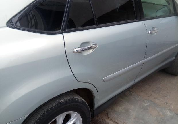 Very Clean Nigerian used Lexus RX 2009-4