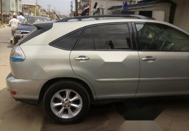Very Clean Nigerian used Lexus RX 2009-12