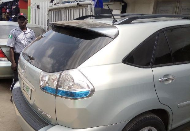 Very Clean Nigerian used Lexus RX 2009-0