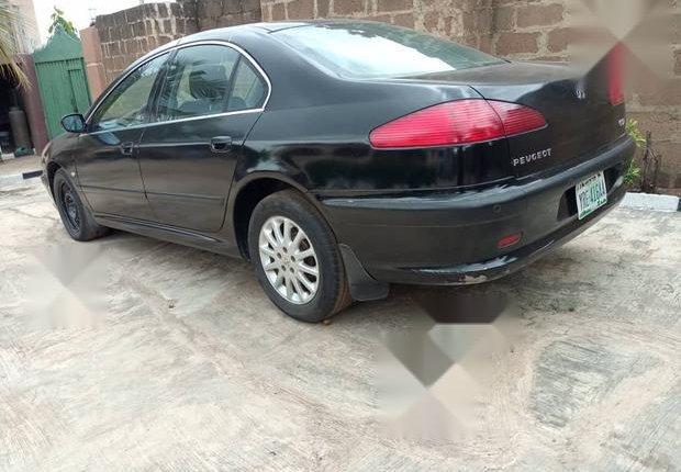 Nigerian Used Peugeot 607 2010 Black-0