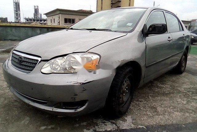 Nigeria Used Toyota Corolla 2003 Model Gold-7