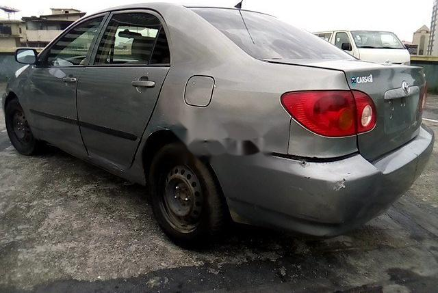 Nigeria Used Toyota Corolla 2003 Model Gold-10