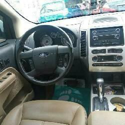 Tokunbo Ford Edge 2008 Petrol Automatic White-5