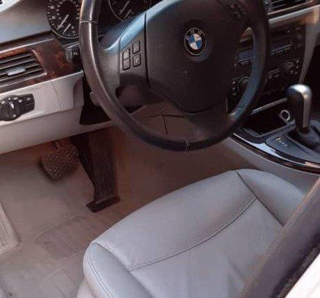 Foreign Used BMW 328i 2006 Model Siliver-4