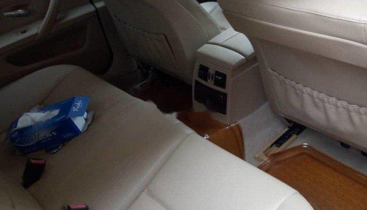 Super Clean Nigerian used 2009 BMW 5 Series-2