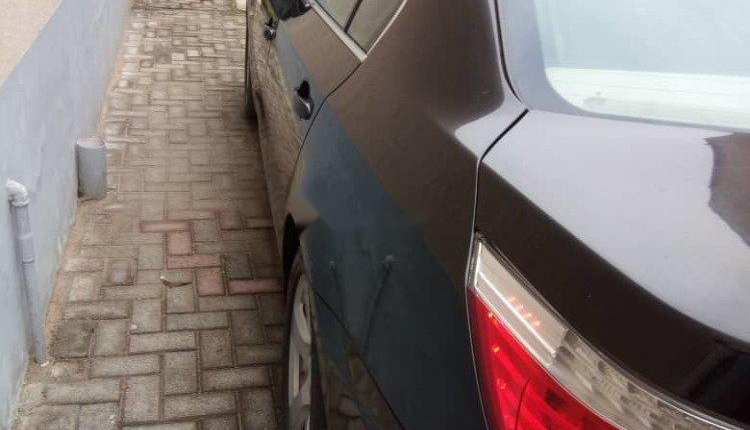 Nigeria Used BMW 5 Series 2009 Model Black-9