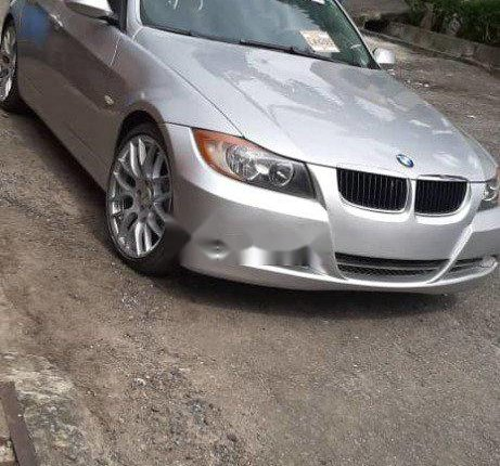 Foreign Used BMW 328i 2006 Model Silver-6