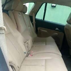 Tokunbo Ford Edge 2008 Petrol Automatic White-2