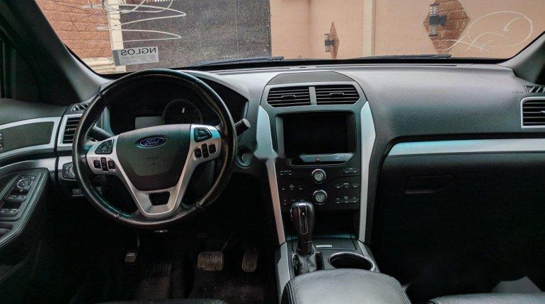 Tokunbo Ford Explorer 2013 Model Black-1