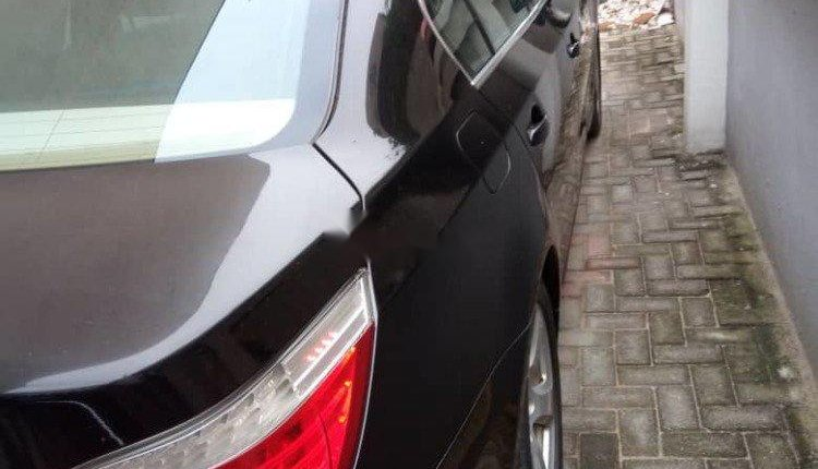 Nigeria Used BMW 5 Series 2009 Model Black-8