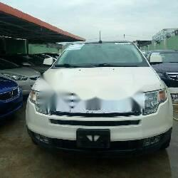 Tokunbo Ford Edge 2008 Petrol Automatic White-4