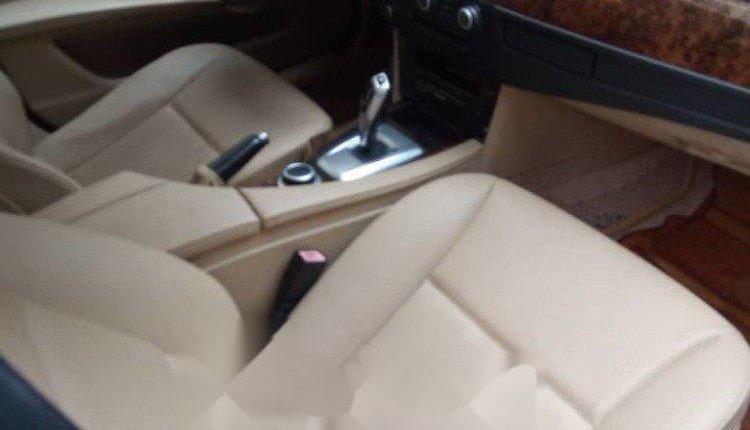 Super Clean Nigerian used 2009 BMW 5 Series-0