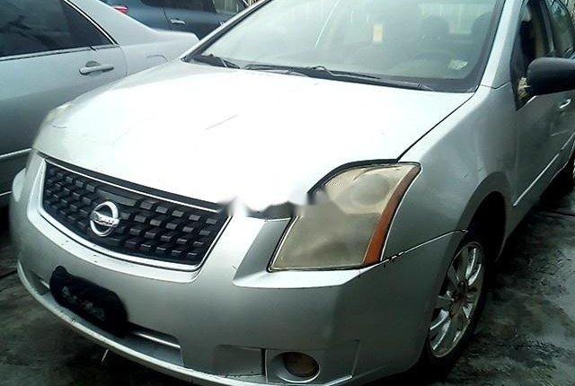 Nigeria Used Nissan Sentra 2008 Model Silver-10