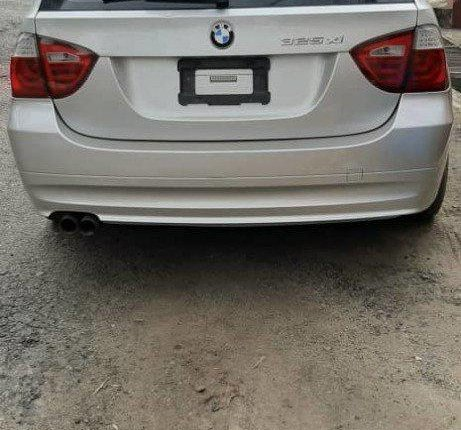 Foreign Used BMW 328i 2006 Model Silver-5