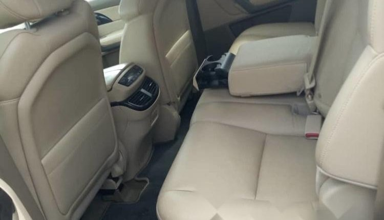 Foreign Used Acura MDX 2007 Model White-4